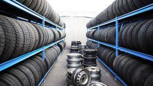 сезонное хранение шин в приморском районе